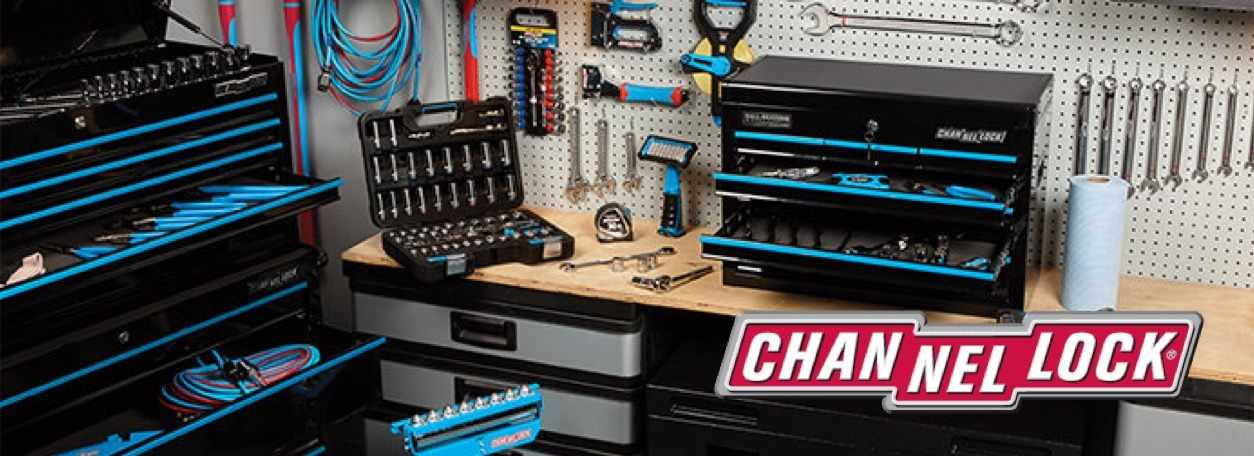 More about Channellock tools from Redbud