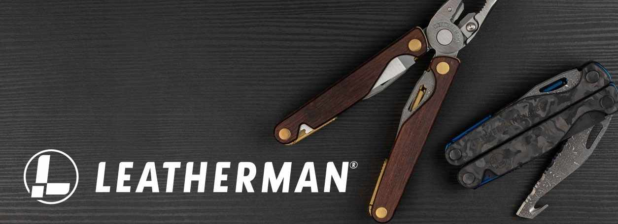 More about Leatherman tools at Redbud