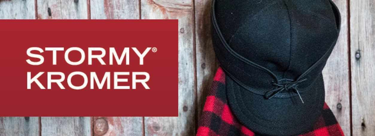 More about Stormy Kromer apparel from Redbud